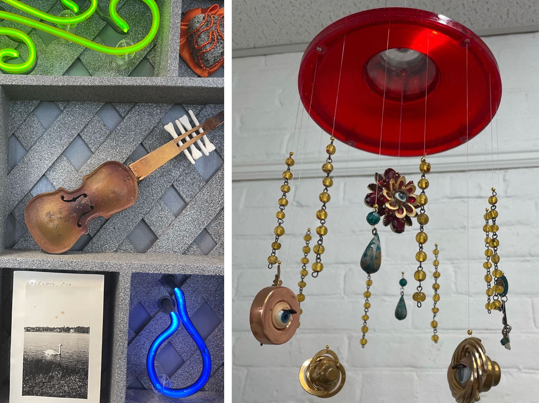 Trashy Women, Dumpster Divas & Clean and Green Art Exhibit!