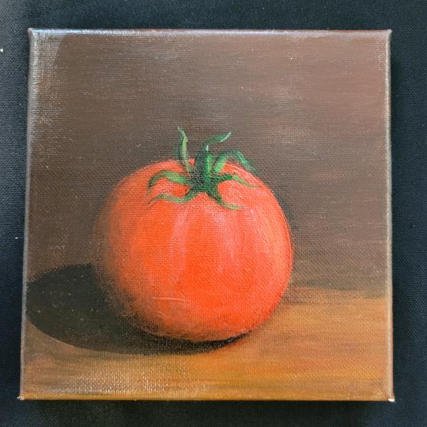 Red Tomato - 6x6 Fundraiser - Cecil County Arts Council