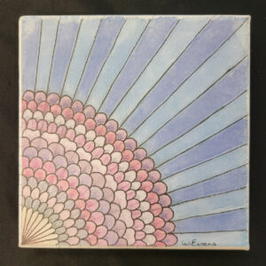 Rays of Color - 6x6 Fundraiser - Cecil County Arts Council