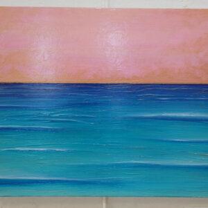 Sam Gilbert - Sunset - $100