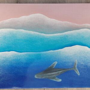 Sam Gilbert - Whale - $100