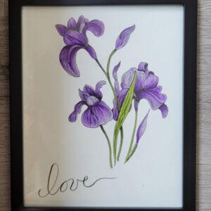 Kathy Styer - Love - $30